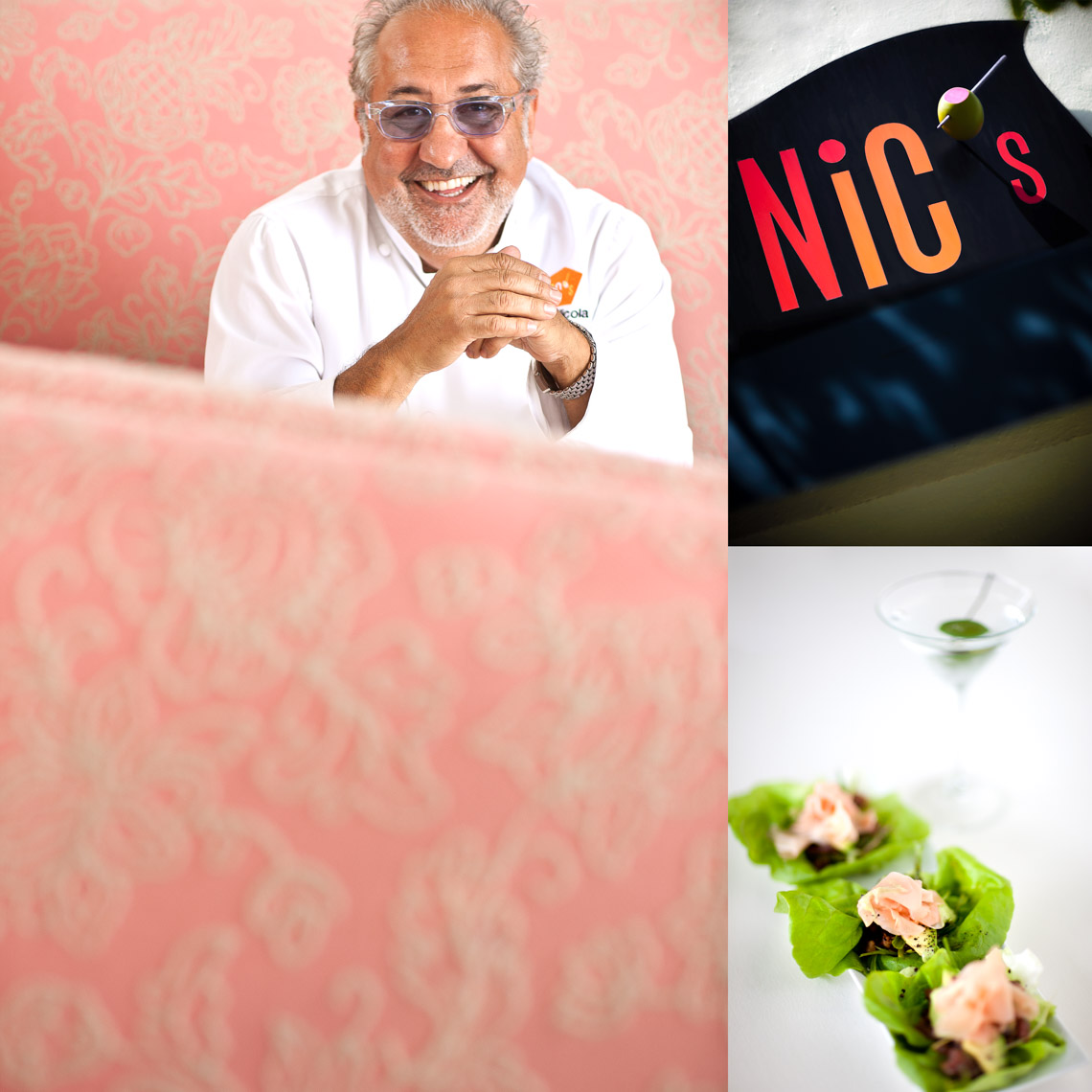 Los Angeles Photographer | Dana Hursey Photography | Top Chef Photography | Larry Nicola - Nic