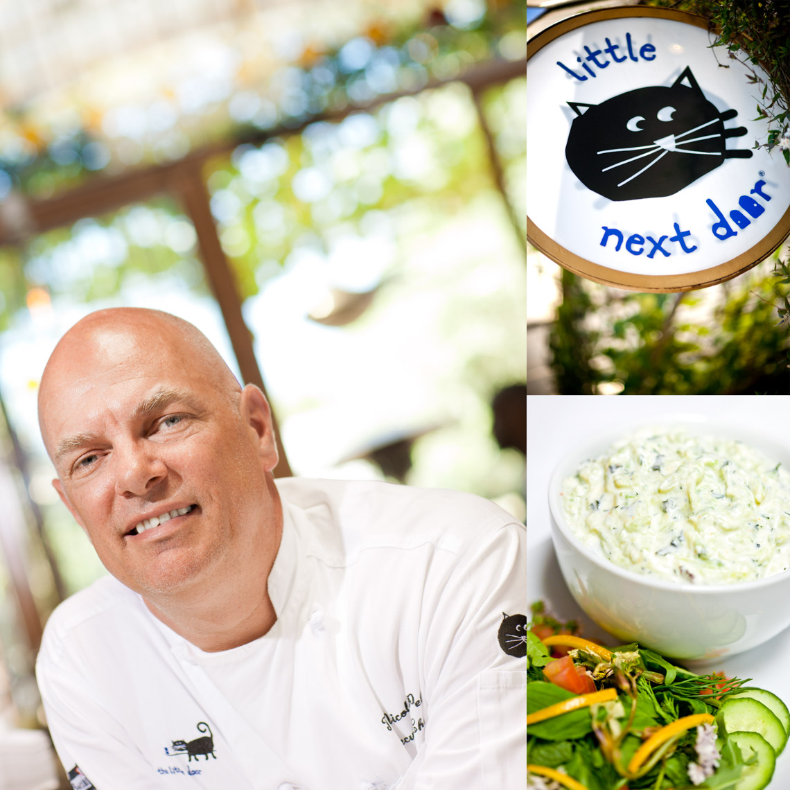 Los Angeles Photographer | Dana Hursey Photography | Top Chef Photography | T. Nicolas Peter - Little Next Door