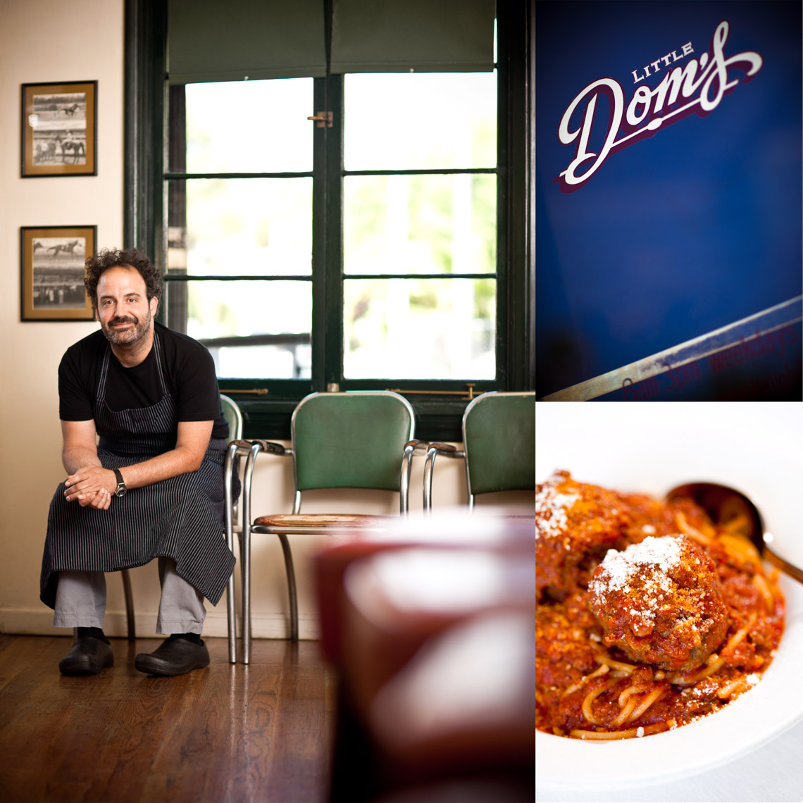 Los Angeles Photographer | Dana Hursey Photography | Top Chef Photography | Brandon Boudet - Little Dom