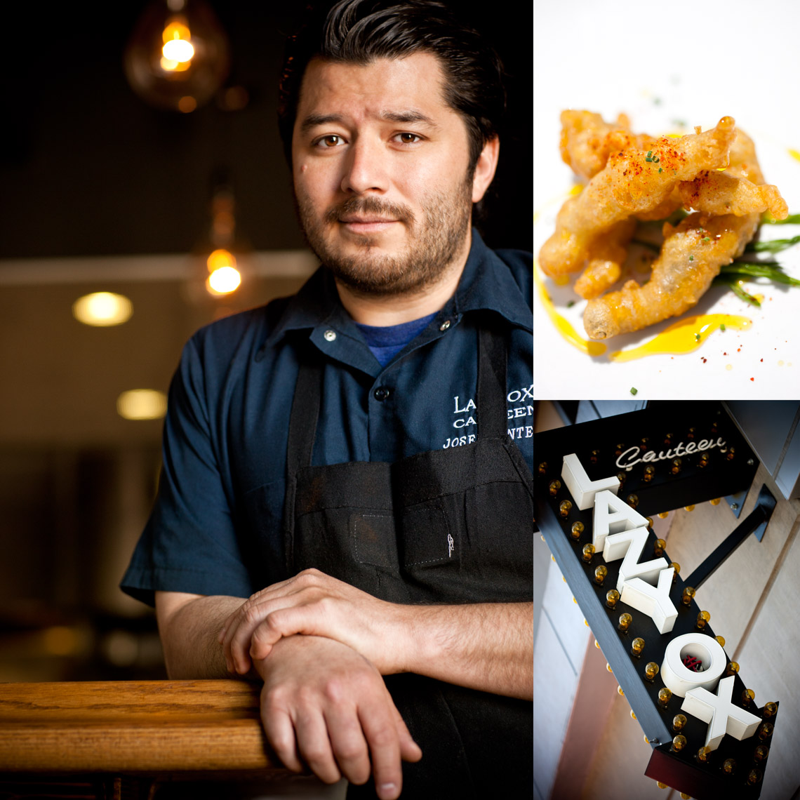 Los Angeles Photographer | Dana Hursey Photography | Top Chef Photography | Josef Centeno - Lazy Ox
