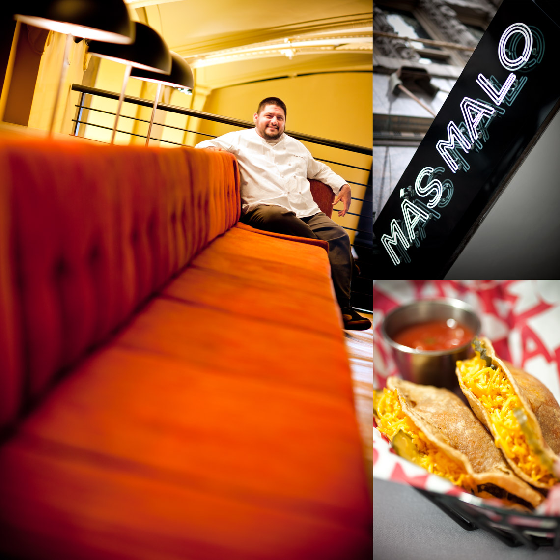 Los Angeles Photographer | Dana Hursey Photography | Top Chef Photography | Robert Luna - Mas Malo