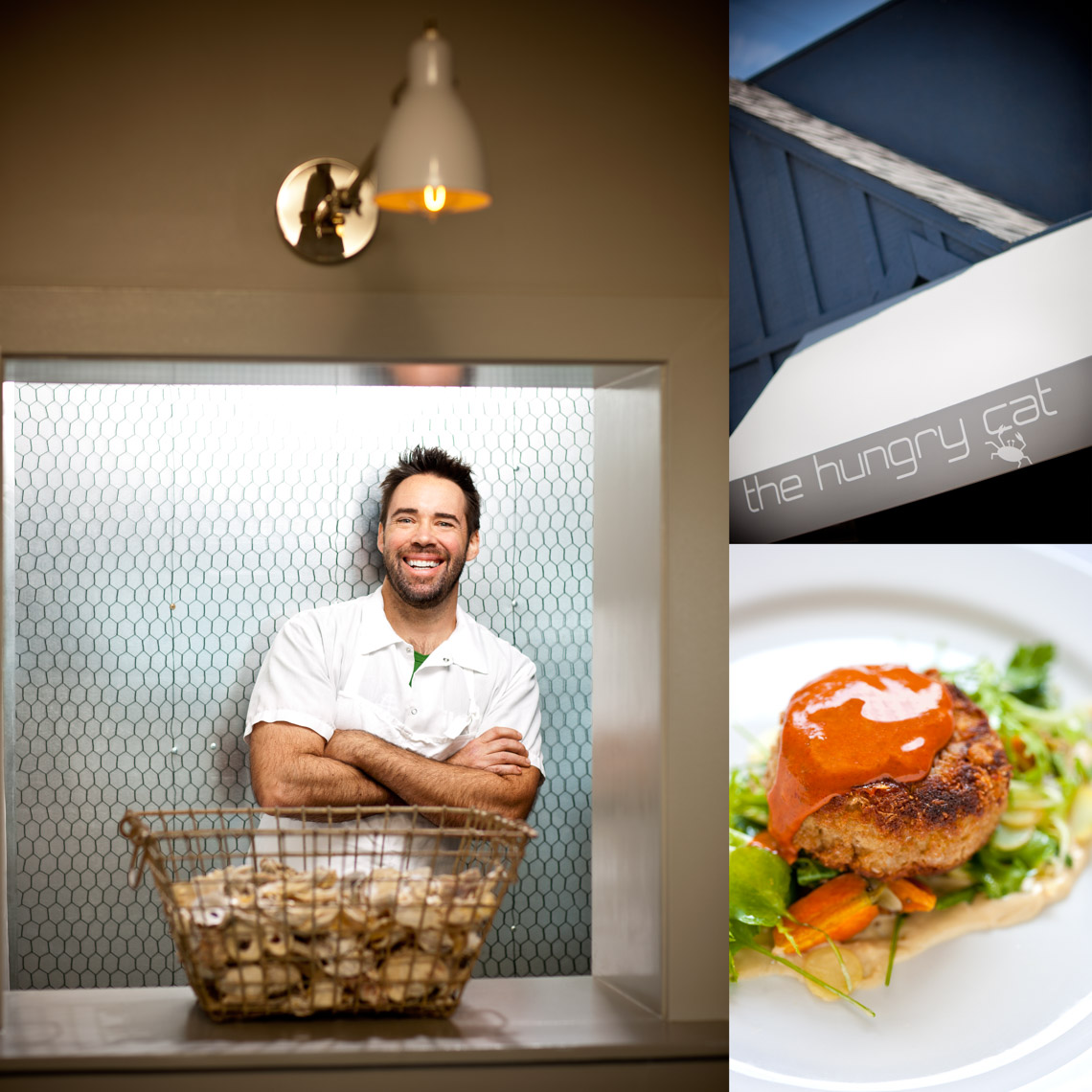 Los Angeles Photographer | Dana Hursey Photography | Top Chef Photography | David Lenz - The Hungry Cat