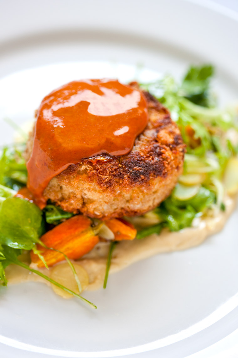 Los Angeles Photographer | Dana Hursey Photography | Food Photography | Crab Cakes