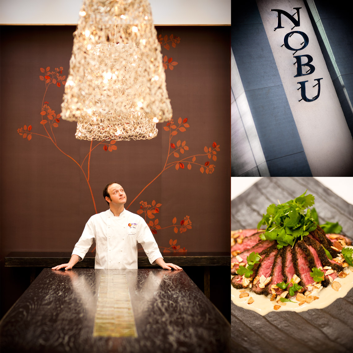 Los Angeles Photographer | Dana Hursey Photography | Top Chef Photography | Chef Alex Becker - Nobu Restaurant
