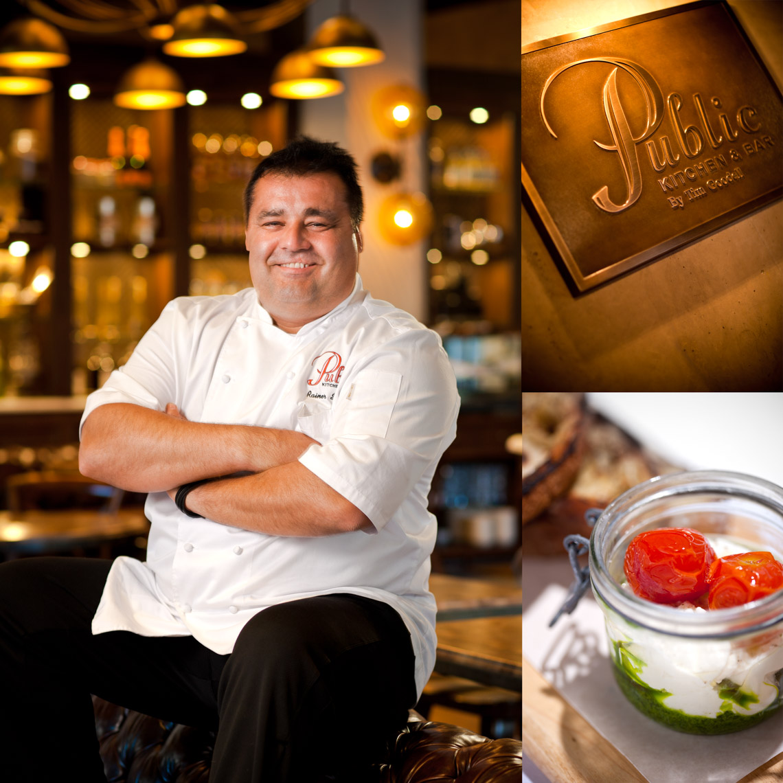 Los Angeles Photographer | Dana Hursey Photography | Top Chef Photography | Rainer Schwarz - Public