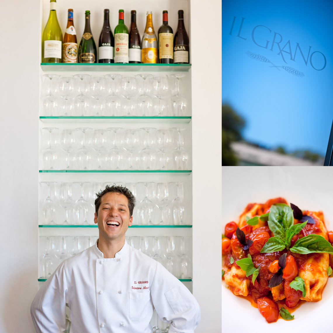 Los Angeles Photographer | Dana Hursey Photography | Top Chef Photography | Salvatore Marino - Il Grano