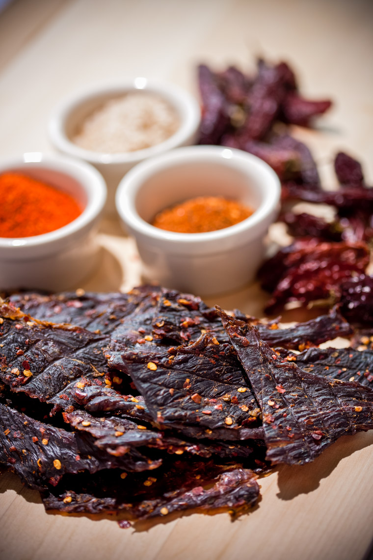 Los Angeles Photographer | Dana Hursey Photography | Food Photography | Jerky