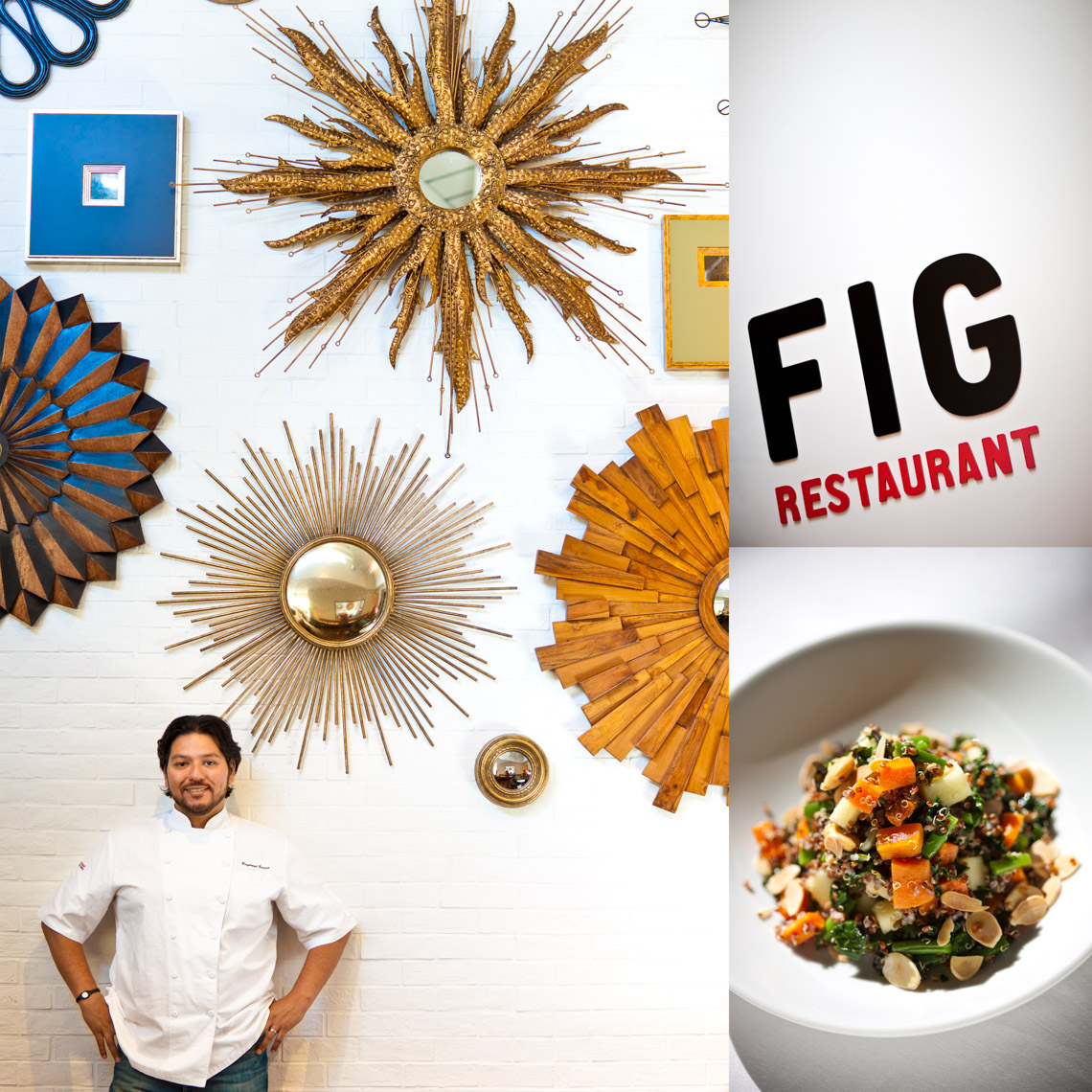 Los Angeles Photographer | Dana Hursey Photography | Top Chef Photography | Ray Garcia - Fig Restaurant