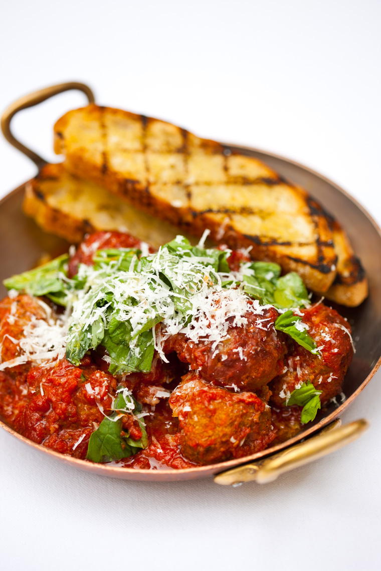 Los Angeles Photographer | Dana Hursey Photography | Food Photography | Disalvo Meatballs