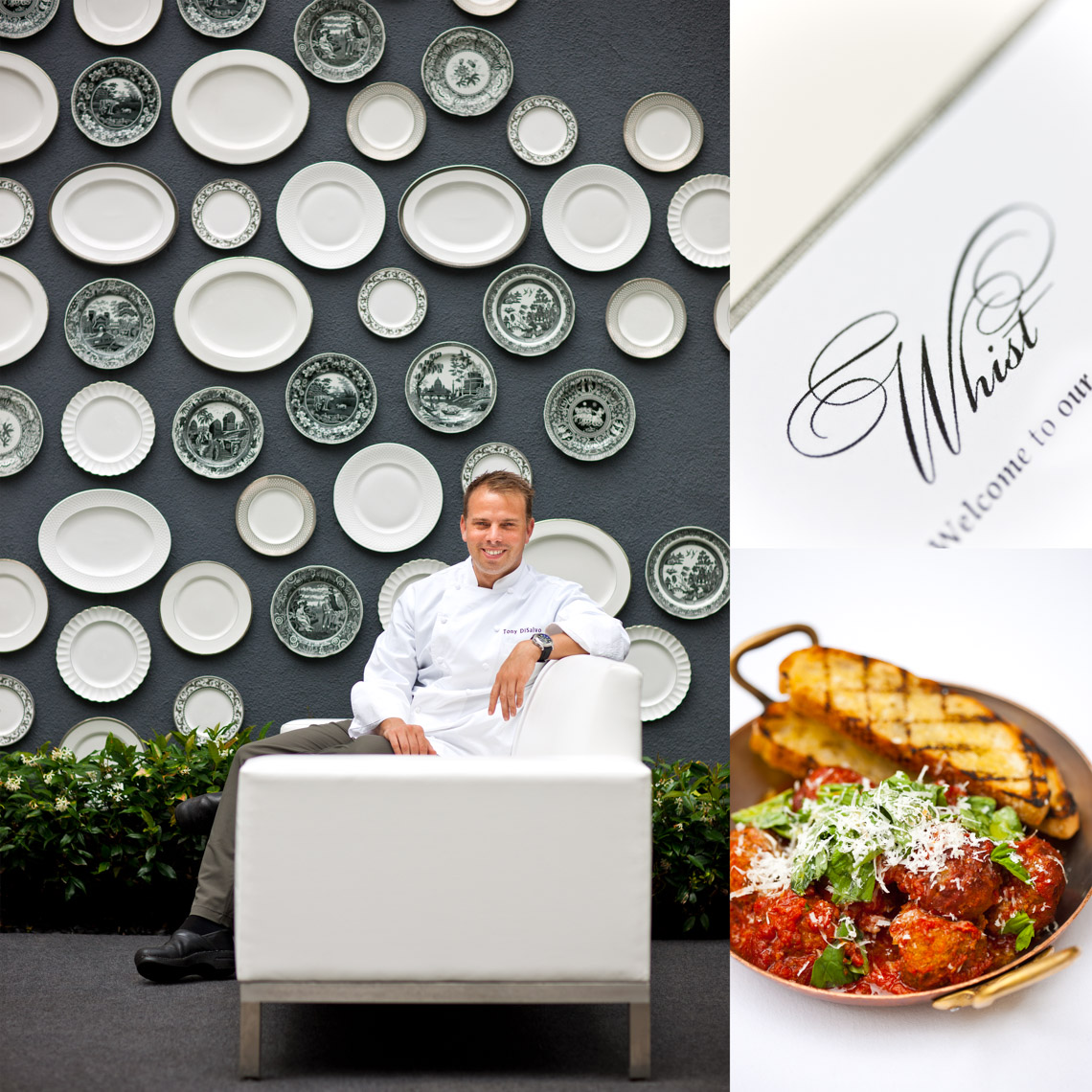 Los Angeles Photographer | Dana Hursey Photography | Top Chef Photography | Tony DiSalvo - Whist