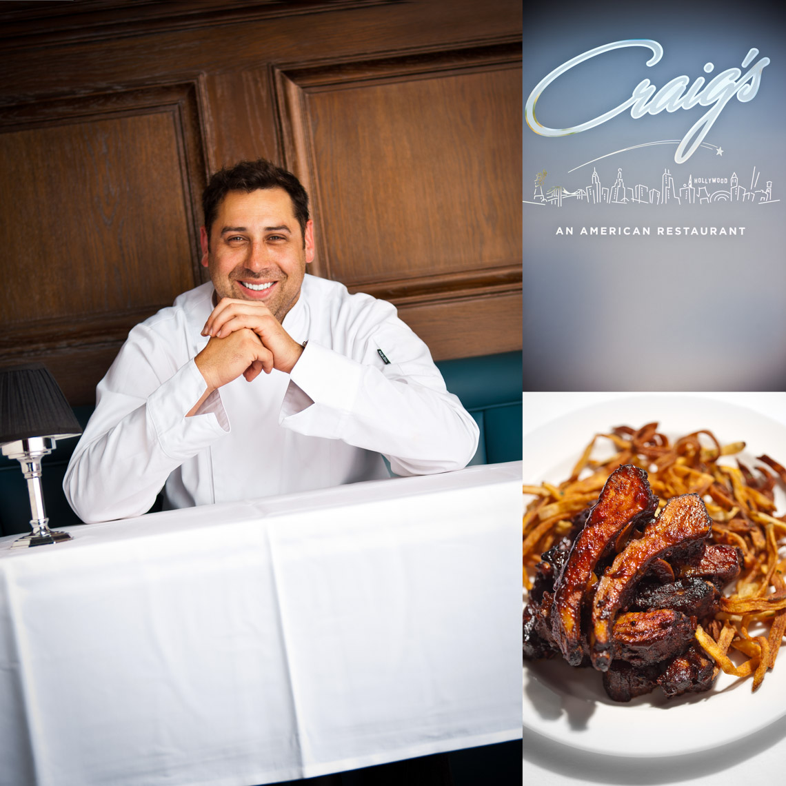 Los Angeles Photographer | Dana Hursey Photography | Top Chef Photography | Robert Sarstedt - Craig