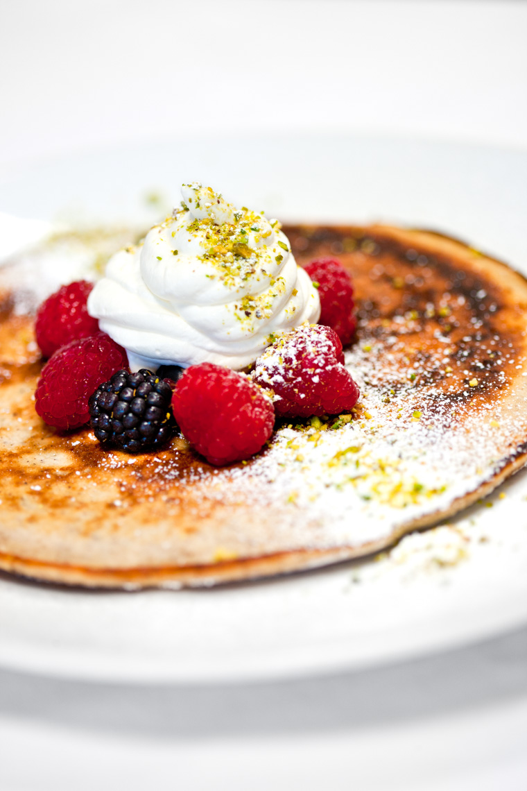 Los Angeles Photographer | Dana Hursey Photography | Food Photography | Vanilla Hazelnut Pancakes