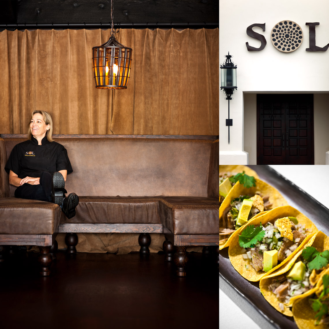Los Angeles Photographer | Dana Hursey Photography | Top Chef Photography | Deborah Schneider - Sol
