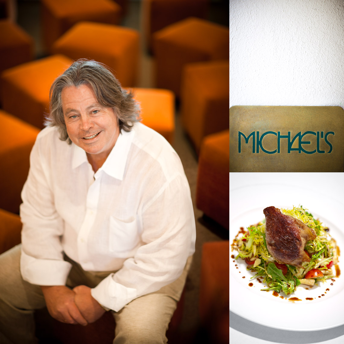 Los Angeles Photographer | Dana Hursey Photography | Top Chef Photography | Michael McCarty - Michael