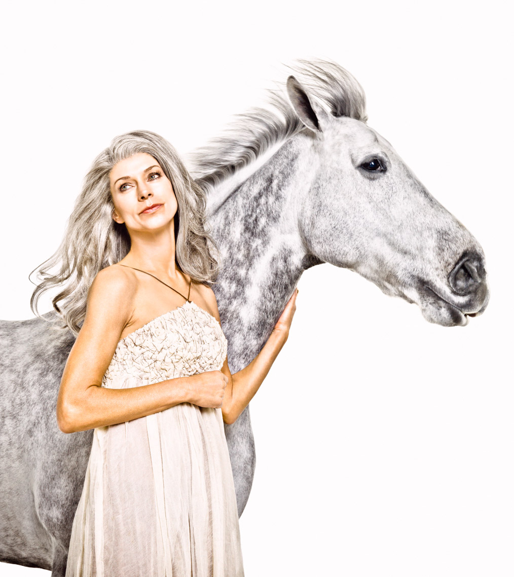 Los Angeles Photographer | Dana Hursey Photography | Photography on White | Lady Godiva