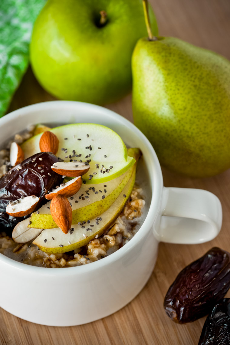 Los Angeles Photographer | Dana Hursey Photography | Food Photography | Oatmeal