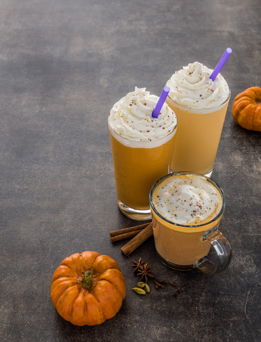 Los Angeles Photographer | Dana Hursey Photography | Food Photography | Pumpkin Trio