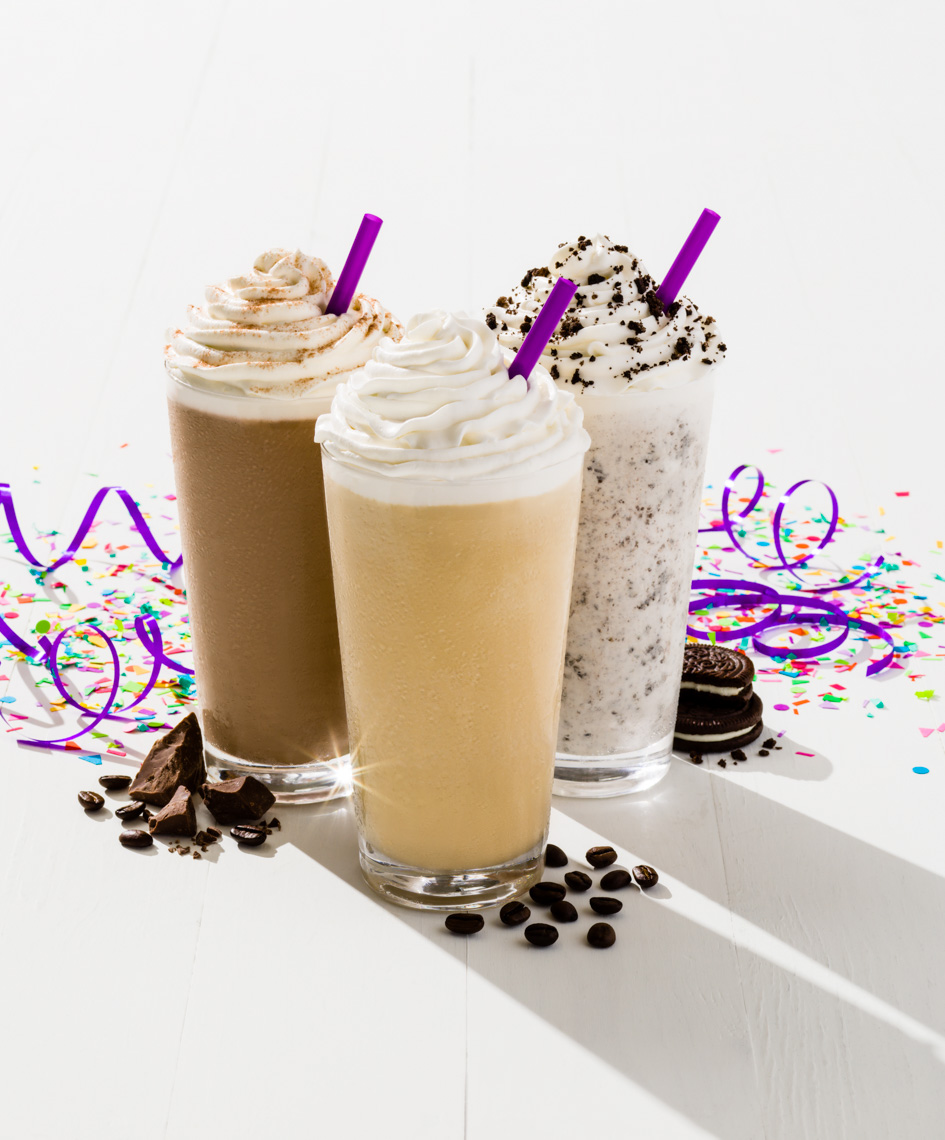 Los Angeles Photographer | Dana Hursey Photography | Photography on White | Ice Blended Trio