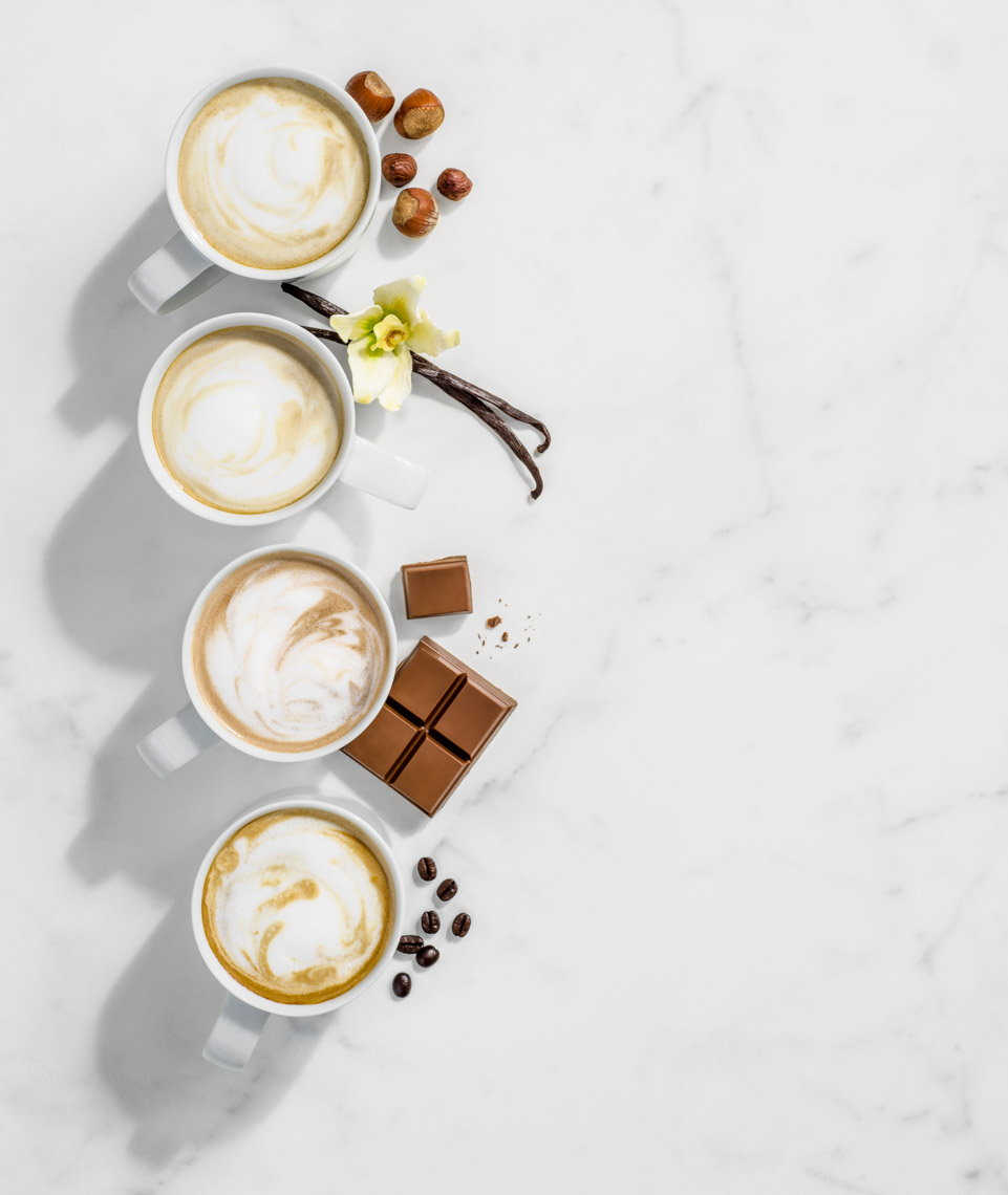 Los Angeles Photographer | Dana Hursey Photography | Beverage Photography | Lattes