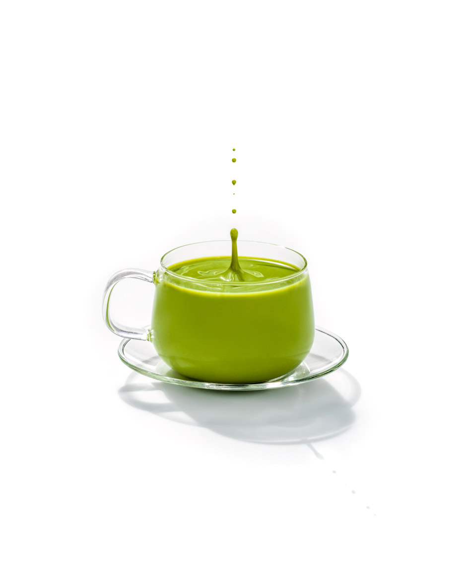 Los Angeles Photographer | Dana Hursey Photography | Beverage Photography | Matcha!