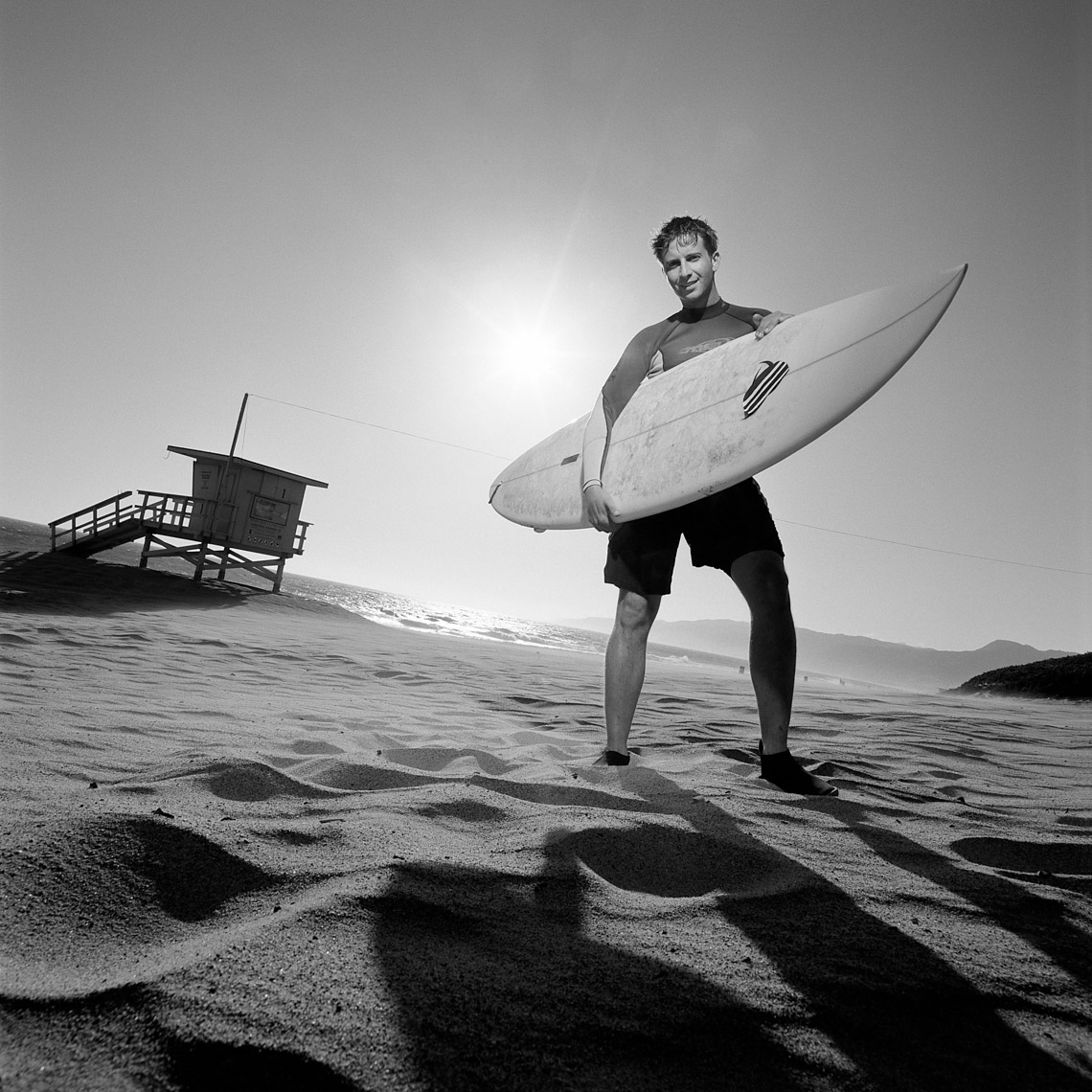 Los Angeles Photographer | Dana Hursey Photography | Hospitality Photography | Surfer