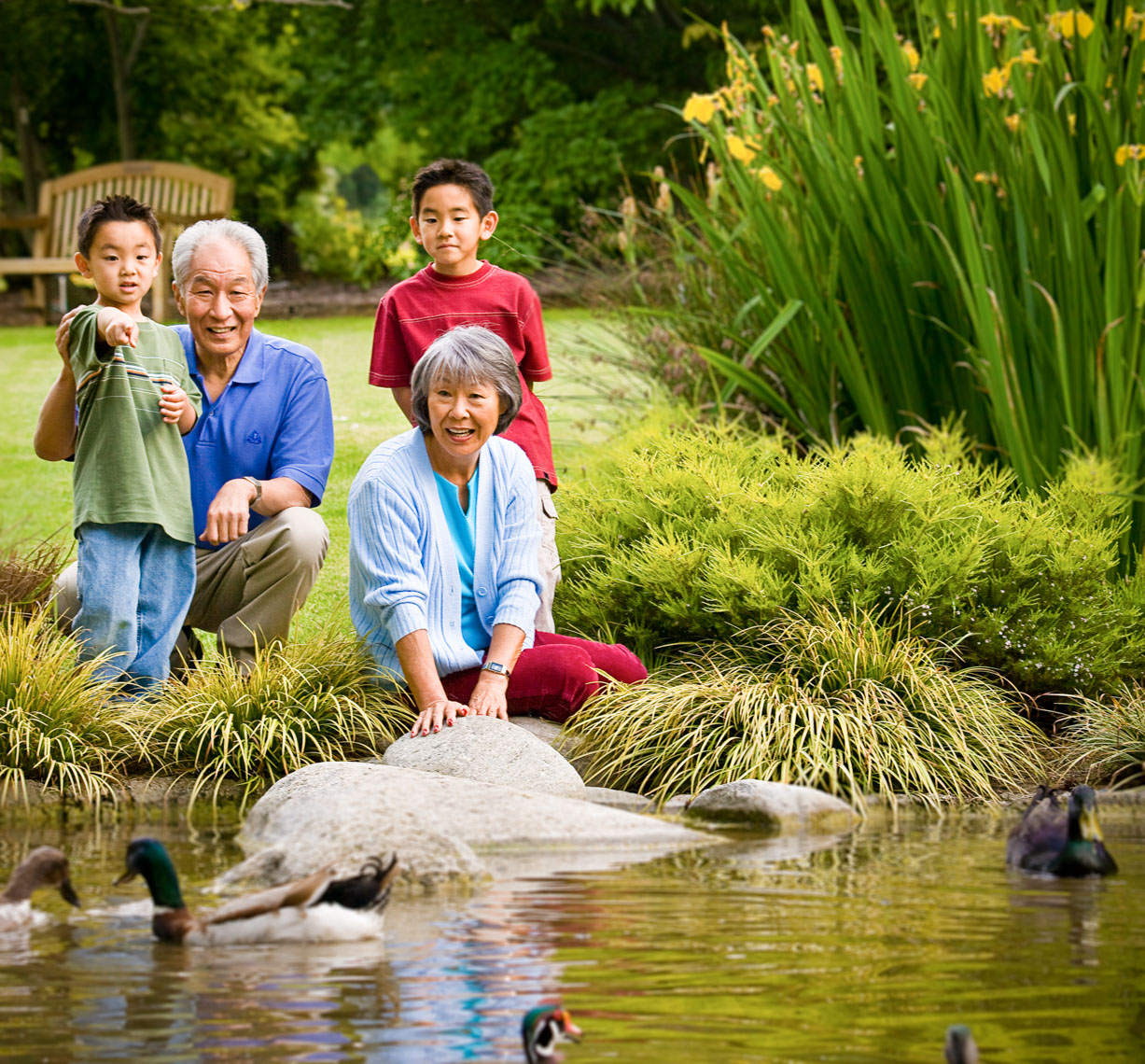 Los Angeles Photographer | Dana Hursey Photography | Kid Photography | Asian Grandparents