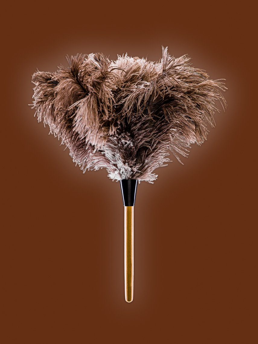 California Photographer | Dana Hursey Photography | Iconic Product Photography | Feather Duster