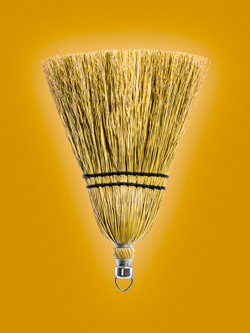 California Photographer | Dana Hursey Photography | Iconic Product Photography | Whisk Broom
