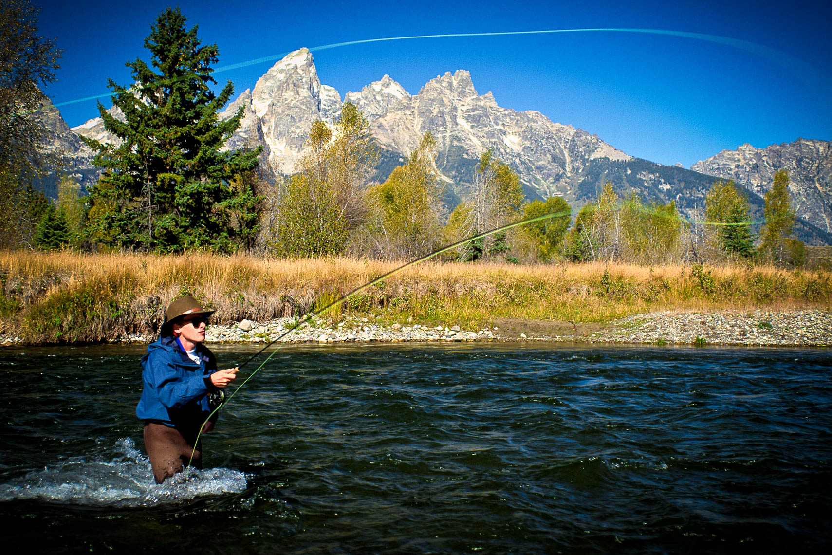 Los Angeles Photographer | Dana Hursey Photography | Hospitality Photography | Fly Fishing