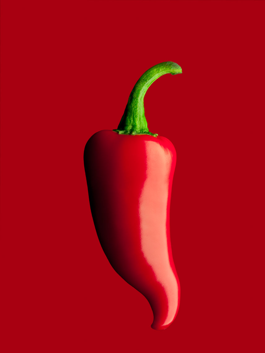 Los Angeles Photographer | Dana Hursey Photography | Conceptual Photography | Red Hot Jalapeño