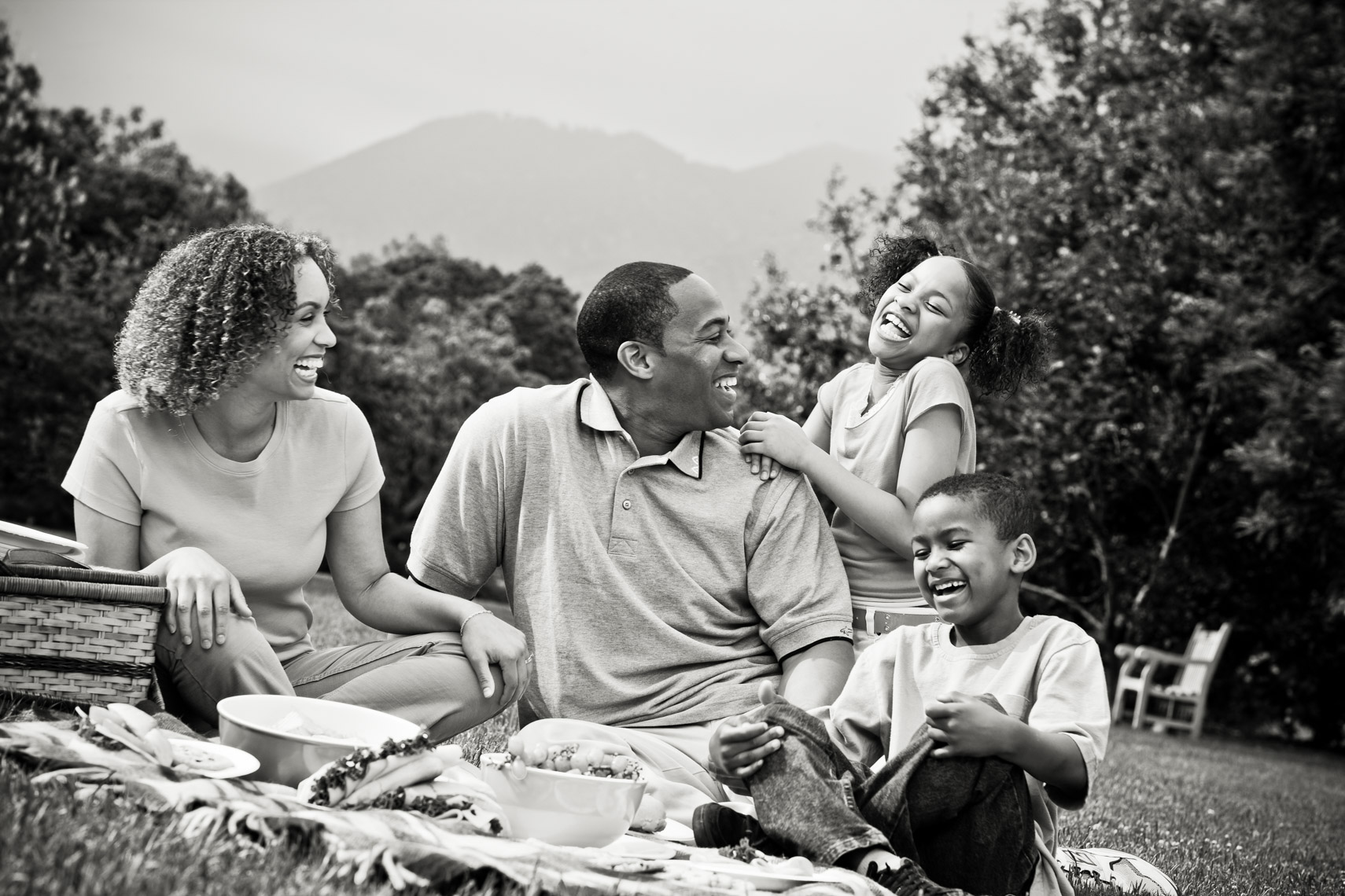 Los Angeles Photographer | Dana Hursey Photography | Kid Photography | Family Picnic